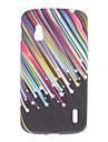 Case Modèle étoiles souple pour LG E960 Nexus 4