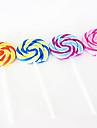 시뮬레이션 막대 사탕 모양 지우개