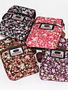 Цветок серии наручные сумки кошелек изменения (Случайный цвет)