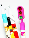 Traffic Light Rhinestone Ballpoint Pen