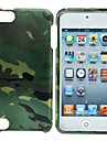 Camouflage Design Pattern Hard Case for iPod Touch 5