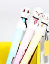 Солнечный Ручки гелевые куклы