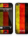 "Da Code ™ кожи для iPhone 4/4S: ""Германия"" (Flags Series)"