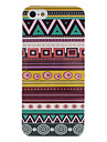Cross Grain Pattern Hard Case for iPhone 5/5S