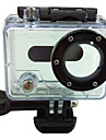Аксессуары для GoPro защитный футляр / Водонепроницаемые кейсы Водонепроницаемый, Для-Экшн камера,Gopro Hero 2 Пластик