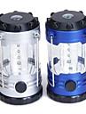 Iluminação Lanternas LED / Lanternas e Luzes de Tenda LED 120 Lumens 1 Modo - 14500 / AA Prova-de-Água / Tático / Super LeveCampismo /