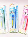2PCS Механический карандаш / карандаш свинца (Случайный цвет 1шт)