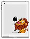 Lion Pattern Protective Sticker for iPad 1, iPad 2 ,iPad 3 and The New iPad