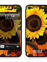 "Da Code ™ Skin for iPhone 5/5S: ""Sunflowers"" (Plants Series)"