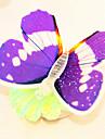 управляемый свет водить в форме бабочки, холодильник магнит (случайные цвета)