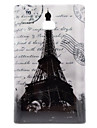Retro Style Tower Pattern Hard Case for LG E400/L3