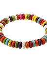 Beau Style Candy Abacus Forme glacis de couleur Bracelace