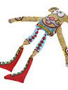 Braços longos e pernas Bigode rato Brinquedos Estilo Catnip para Gatos