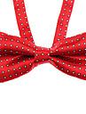 Коты / Собаки пояс/Бабочка Красный / Синий Одежда для собак Весна/осень Свадьба