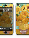 """Da Code ™ Skin for iPhone 4/4S: """"Sunflowers"""" by Vincent van Gogh (Masterpieces Series)"""