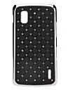 Starry Sky Pattern Hard Case with Rhinestone for LG E960