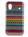 Stripes Padrão Hard Case para Samsung Galaxy Ace S5830