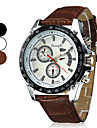 Reloj de Muñeca Analógico de Cuarzo para Hombre (Varios Colores)