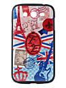 Reino Unido Bandeira Padrão Hard Case para Samsung Galaxy Grande DUOS I9082