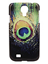Feather Pattern Hard Case for Samsung Galaxy S4 I9500