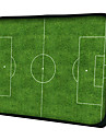"""Campo de Futebol"" Pattern Material Nylon Waterproof Case Sleeve para 11 ""/ 13"" / 15 ""Laptop e Tablet"