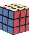 SHS 3x3x3 Casse-tête magique IQ Cube pour débutant (Black Base)