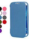 Elegant Design TPU caso de corpo inteiro para Samsung i9500 Galaxy S4 (cores sortidas)