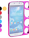 Special Design Knuckle Case with Stand for Samsung Galaxy S4 I9500 (Assorted Colors)