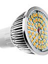 6W GU10 Żarówki punktowe LED MR16 48 540 lm Ciepła biel AC 100-240 V