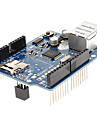 Ethernet W5100 Shield Board for Arduino Support Micro SD Card