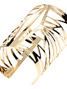 Shixin® Gold Tone Elegant Hollow Bangle Bracelets Jewelry Christmas Gifts