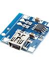 1А литиевая батарея Зарядка модуля - синий