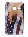 Vulture Pattern Жесткий чехол для Samsung Galaxy Y Duos S6102