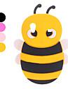 3d projeto da abelha padrão estojo para Samsung Galaxy Ace S5830