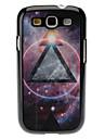 Диафрагма Pattern Жесткий чехол для Samsung I9300 Galaxy S3