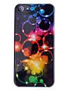 Специальная конструкция красочные пузырь жесткий футляр для iphone 5/5s