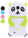 3d дизайн панды шаблон мягкий чехол для Samsung Galaxy S4 i9500