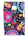 Красочный цветочный узор мягкий чехол для LG Optimus L3 E400