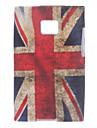 Флаг Великобритании Pattern мягкий чехол для LG Optimus L3 E400