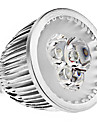 GU5.3(MR16) 6 W 3 High Power LED 370 LM Warm White / Cool White MR16 Spot Lights DC 12 V