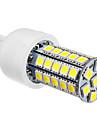 G9 LED лампы типа Корн T 47 SMD 5050 480 lm Естественный белый AC 220-240 V