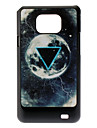 For Samsung Galaxy Case Pattern Case Back Cover Case Scenery PC Samsung S2