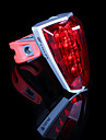 4 Mode 5-LED imperméable à l'eau Superbright vélos Tail Light (2 * AAA)