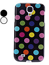 Colorido Dot Pattern Soft Case para Samsung i9500 Galaxy S4 (cores sortidas)