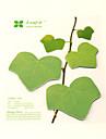 προσομοίωση αφήνει σημείωμα αυτο-stick (πράσινο)