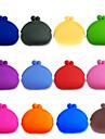 Красивый силиконовый мини Портмоне (разных цветов)