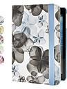 caso flor de pêssego w / stand para iPad mini 3, mini iPad 2, iPad mini (cores sortidas)