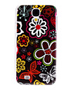 Colourful Flowers Pattern Hard Case for Samsung Galaxy S4 I9500