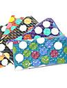 Dot Pattern PU Leather Alterar Bolsa Bolsa Celular (cores aleatórias)