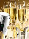 Универсальная из нержавеющей стали шампанское вино бутылку пробкой